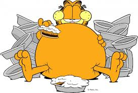 thanksgiving imagenes garfields thanksgiving compartido imagen with garfield u0027s