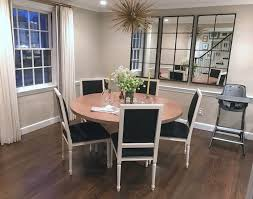 Neutral Dining Rooms 2017 Grasscloth Wallpaper Updating My Kitchen Dining Room To Be Kid Friendly Elements Of