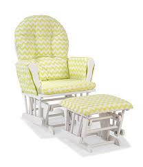 White Glider Chair Amazon Com Stork Craft Custom Hoop Glider And Ottoman White