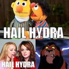 Hail Meme - the best of the hail hydra meme zimbio