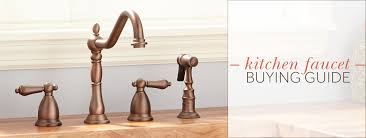 kitchen faucet buying guide lc buying guide kitchen faucets header jpg