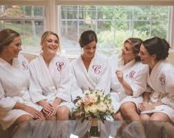 waffle robes for bridesmaids bridesmaid robes monogram robe