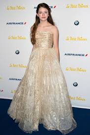 mackenzie foy cannes mackenzie foy at the little prince party in