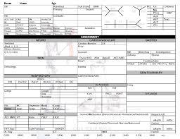 icu report sheet template nursing icu report sheet nursing