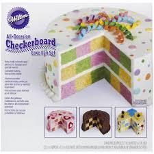 Where Can I Buy Christmas Cake Decorations Bakeware Baking Pan Wilton