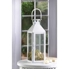 wholesale white manhattan candle lantern super wholesaler