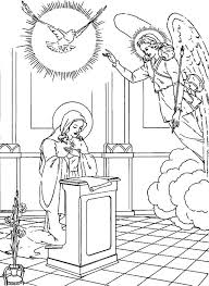 coloring page angel visits joseph angel visits joseph coloring page angel visits coloring page angel