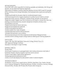 Sample Resume Paralegal by Compliance Paralegal Resume Sample Http Resumesdesign Com
