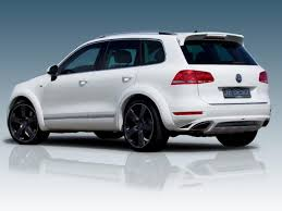 volkswagen touareg 2011 je design offers a complete package for the new touareg