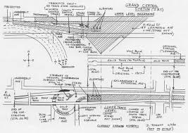 grand central terminal map nycsubway org the steinway tunnels 1960