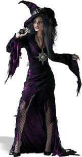 Woman Monster Halloween Costume by Sorceress Witch Halloween Costume For Women Halloween