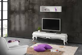 white entertainment center violin traditional tv stand by home