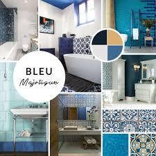 Carrelage Bleu Turquoise Salle De Bain by