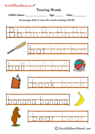 tracing words worksheet free worksheets library download and