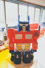 optimus prime birthday party kara s party ideas transformers 4th birthday party kara s party