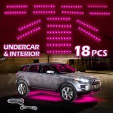 Car Interior Lighting Ideas Captivating Pink Led Lights For Cars Interior Cool Home Decor