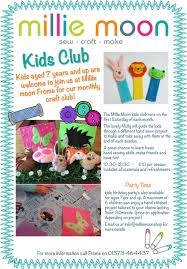millie moon kids club u2013 september foxes