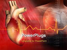 free cardiac powerpoint templates cardiac powerpoint template free