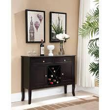 wine rack target wine rack buffet black 2 door home kitchen wine