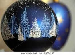 Christmas Ornaments For Painting by Best 25 Painted Christmas Ornaments Ideas On Pinterest Painted