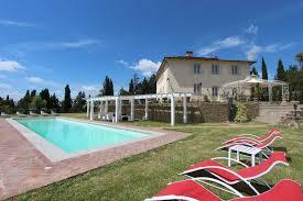 villa sunset luxury wedding in certaldo tuscany