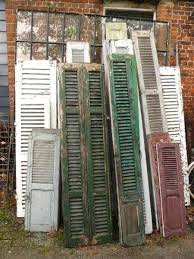 vintage window shutters repurpose tip junkie learn how to use old useless shutters in brilliant ways diy