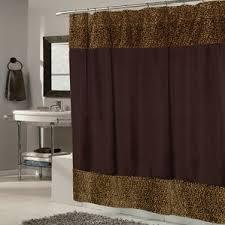 Cowhide Shower Curtain Animal Print Shower Curtains You U0027ll Love Wayfair