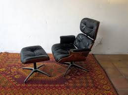 Eames Leather Lounge Chair Dining Room Contemporary Chair Design Ideas With Cozy Eames Chair