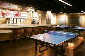 spin a 12 000 square foot ping pong bar bounces into philly