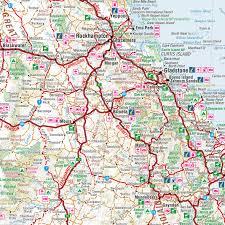 map of queensland queensland hema state map buy map of queensland mapworld