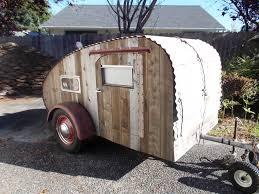 unique teardrop trailer the h a m b