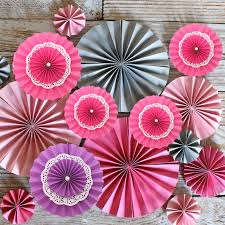 tissue paper fans online shop 25cm multi layer paper fans wedding backdrop reception
