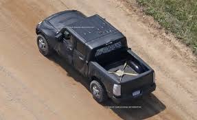 jeep truck spy photos jeep wrangler pickup truck is not a myth spy photographers bring