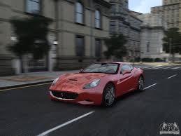 Ferrari California Hatchback - ferrari california 2009 for gta 4