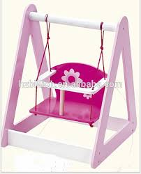 Wooden Doll High Chair Latest 13 18 Inch Wooden Baby Doll Furniture Doll Cradle With