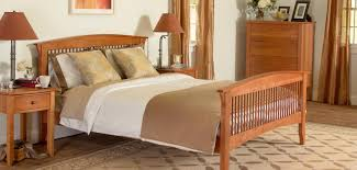 all wood bedroom furniture solid wood furniture shop by collection vermont woods studios