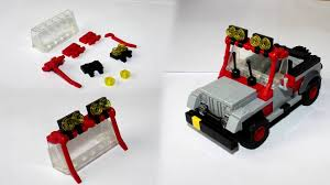 jeep instructions jeep wrangler from jurassic park instructions youtube