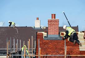 house building uk housebuilding hits highest in a decade as construction firms