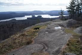 hiking bald mountain adirondacks new york