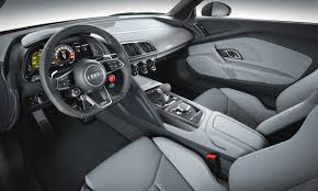 porsche 911 interior 2017 audi r8 spyder v10 2016 vs porsche 911 carrera 4s cabrio 2016