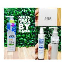 Kana Gluta katalog kosmetik kana gluta whitening lotion by kana