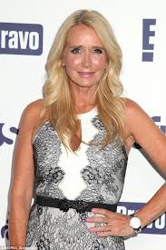 kyle richards needs to cut her hair kim richards has been axed from the real housewives of beverly