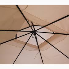 Replacement Cushions For Walmart Patio Furniture - ultra grade bamboo look gaz replacement canopy garden winds