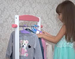 clothing rack etsy