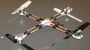 building a cheap quadcopter at home 1 lift off youtube