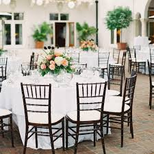 chiavari chair rental cost everything you need to about renting chairs for your wedding