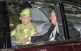 royal family attends church at balmoral daily mail