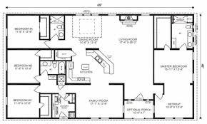 split bedroom floor plans baby nursery split floor plan ranch ranch split floor plan split