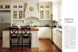 white kitchen island butcher block ellajanegoeppinger com