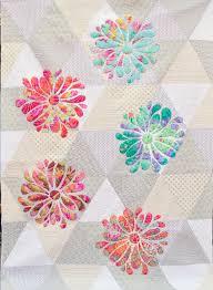 my flower bloom quilt qaa u2026 pinterest
